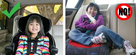 When Can Baby Switch To Front Facing Car Seat