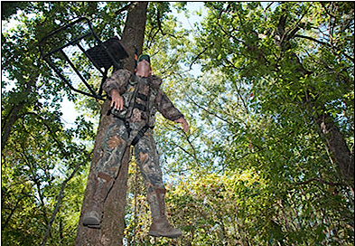 6 Simple Tips for Treestand Safety